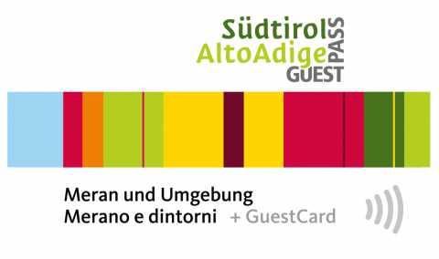 MeranCard GuestCard - bis 30. Juni 2020